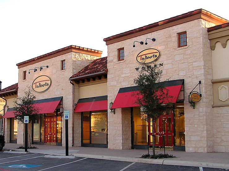 Retail Restaurant Portfolio Rz Design Associates