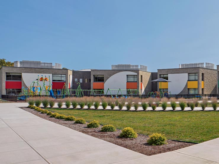 CREC Aerospace and Engineering Elementary School in Rocky Hill CT